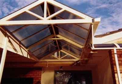 Gable Roof Awnings Commercial Amp Residential