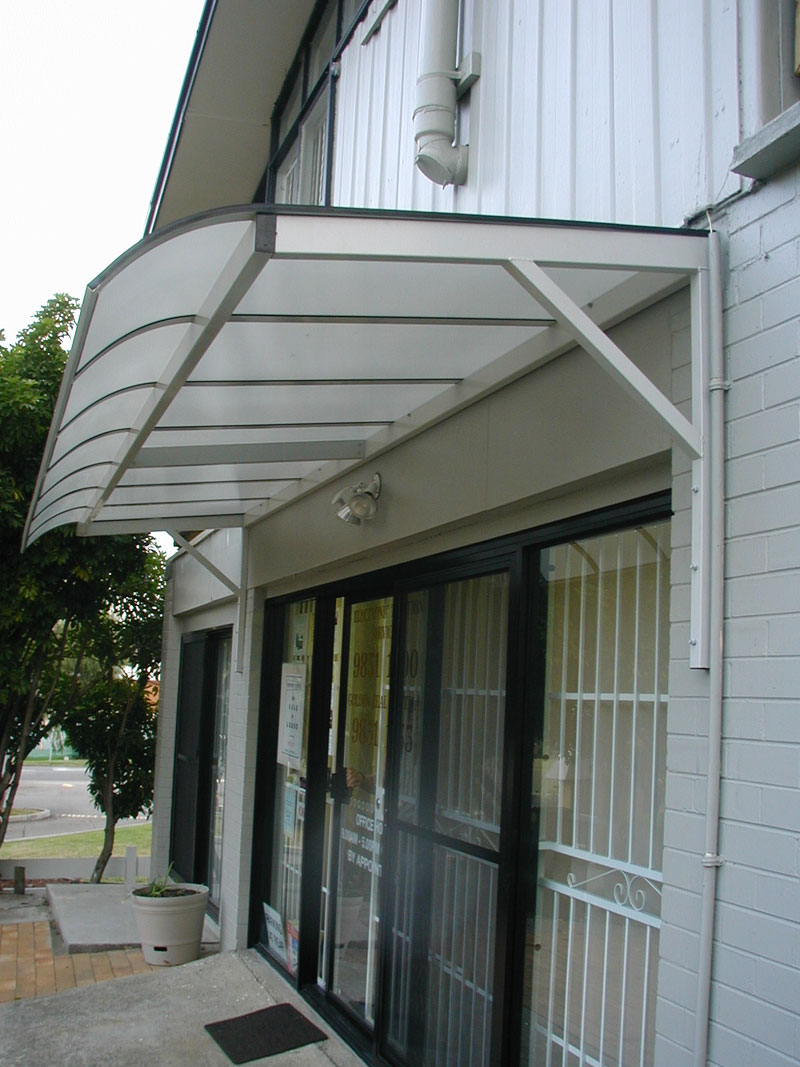 Polycarbonate Awnings By Carbolite Sydney