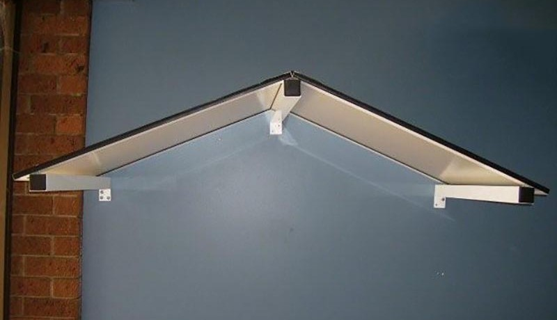 Gable Window Awnings